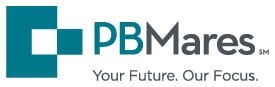 PB Mares Future Logo - Virginia CPA