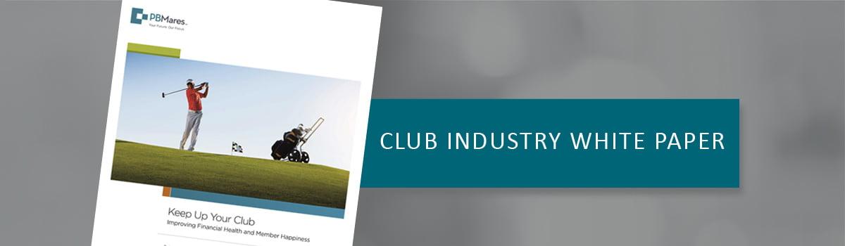 Club Industry Whitepaper - Virginia CPA