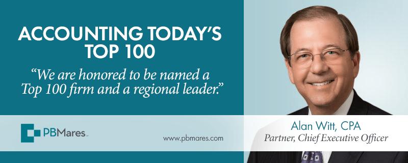 Top 100 CPA Firm - Fairfax CPA
