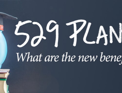 529 Savings Plan Benefits Change for the Better