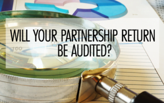 partnership return audit - Warrenton CPA