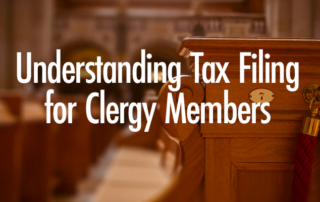 Clergy Tax Filings - Warrenton CPA