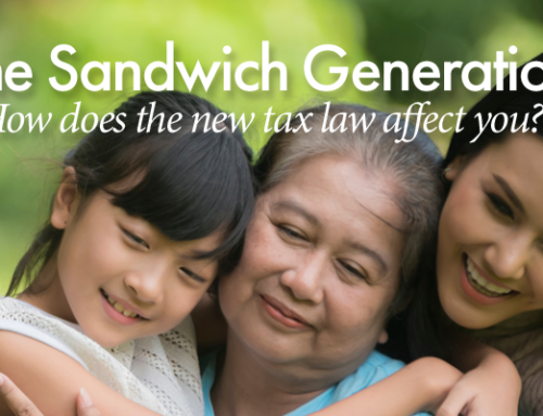 How Does the Tax Law Change the Menu for the Sandwich Generation?