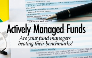 Actively Managed Funds - Virginia Wealth Planning