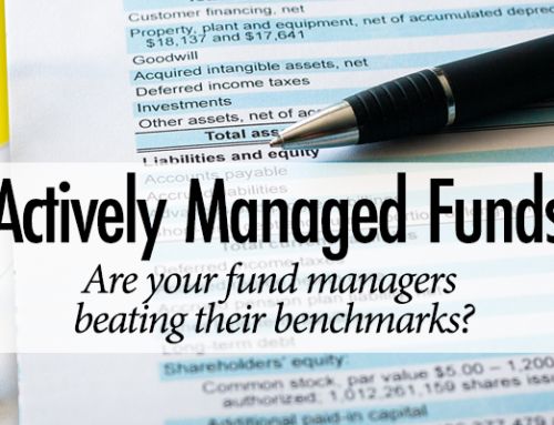 Capturing Market Returns in Actively Managed Investments