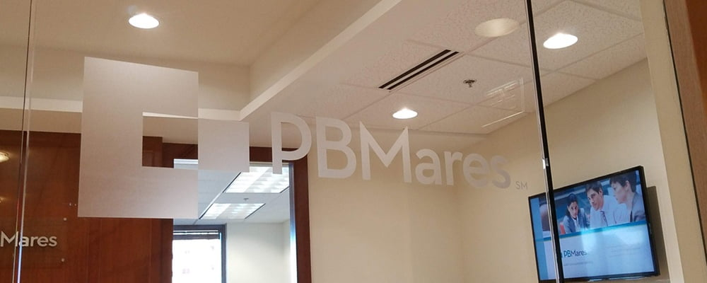 PBMares Entrance Sign