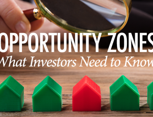 The Ins and Outs of Opportunity Zones