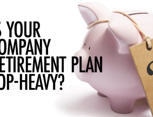 Causes and Resolutions for a Top-Heavy Company Retirement Plan