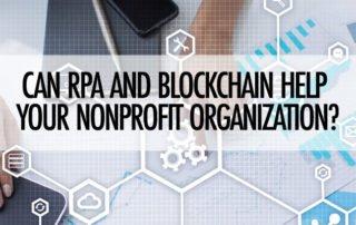 Nonprofit Blockchain - Virginia CPA Firm