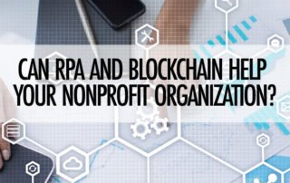 Nonprofit Blockchain - Virginia CPA Firm