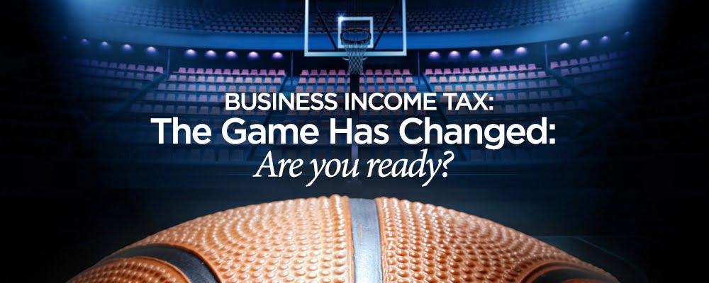 Business Tax Seminar - Virginia CPA