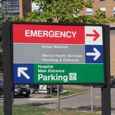 Hospital Parking - Baltimore CPA Firm