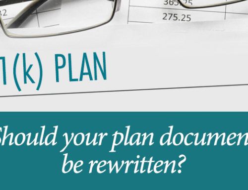 Is Your 401(k) Plan Document Out of Date?