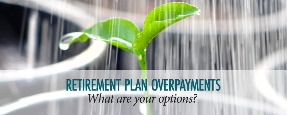 Reitrement Plan Overpayment - Virginia CPA Firm