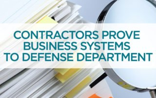 contractors prove business systems