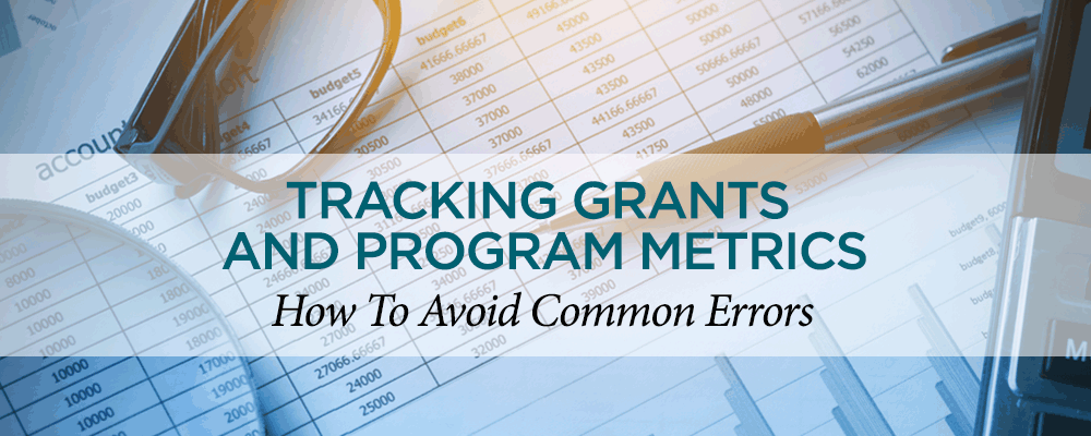 NFP Grant Tracking Program - Virginia CPA