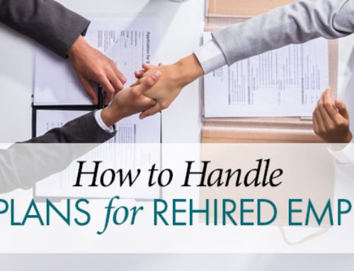 Handling Rehired Employees in a 401(k) Plan