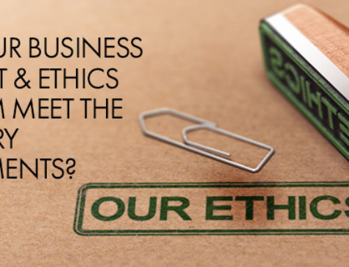 We Are All Ethical, Until We Are Unethical