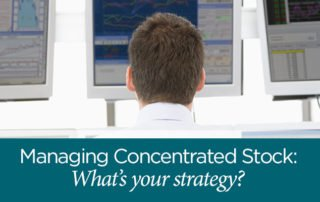 strategies for managing concentrated stock