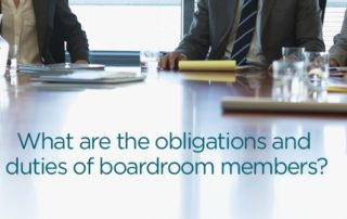 respecting board members duties for clubs