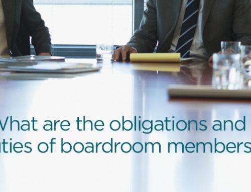 Respecting and Revering Board Members' Duties