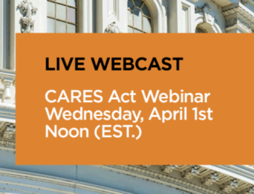 CARES Act Webinar – Insights for Your Business