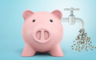 Piggy Bank Cash Flow
