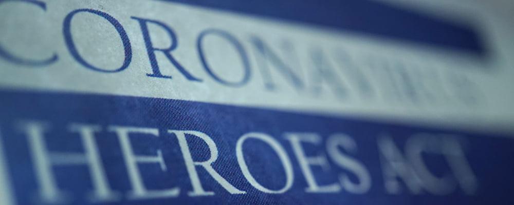 Coronavirus HEROES Act