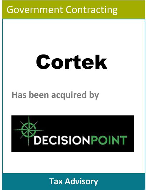 PBMares Tax Advisory - Coretk - Decision Point