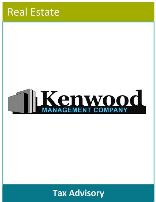 PBMares Tax Advisory - Kenwood Management