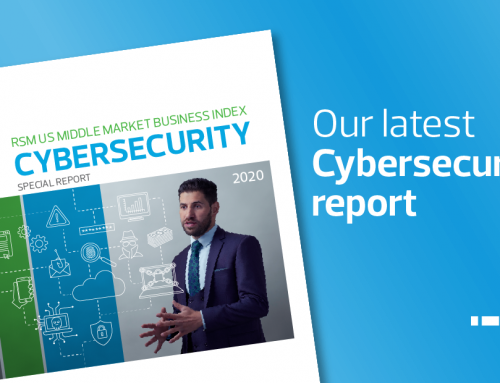 RSM US Middle Market Business Index Cybersecurity Special Report 2020