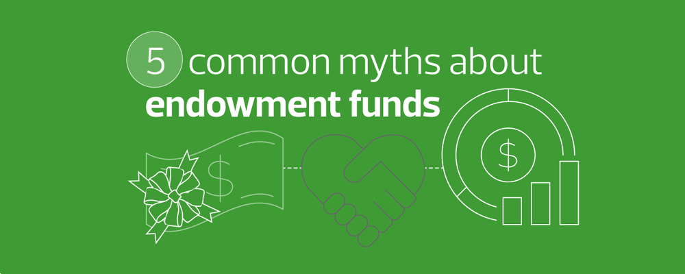 endowment fund myths pbmares