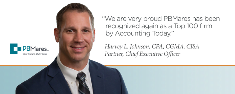 Top 100 CPA FIrm Accounting Today