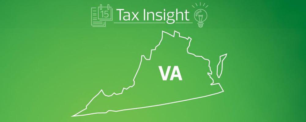 tax insights - Virginia