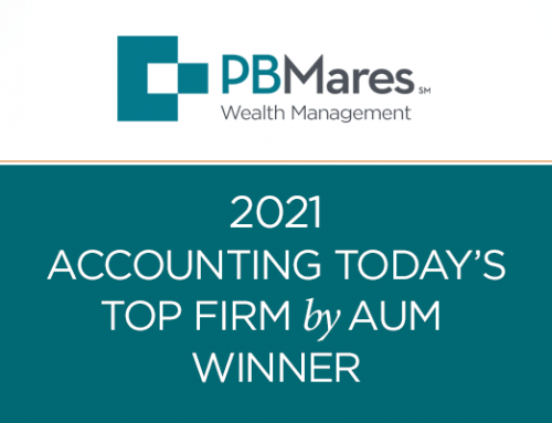 PBMares Wealth Management Named Top 150 AUM Firm by Accounting Today